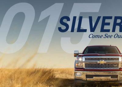 2015 Chevrolet Silverado Lease Assets