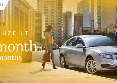2016 Chevrolet Lease Assets