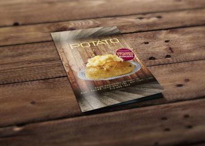 Potato Creations Menu
