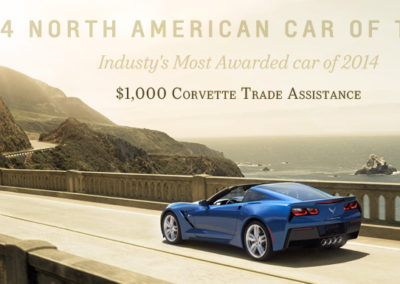 2014 North American Car of the Year