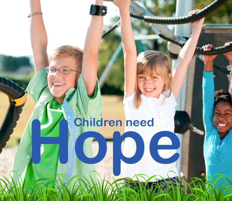 Voices for Children Website Redesign